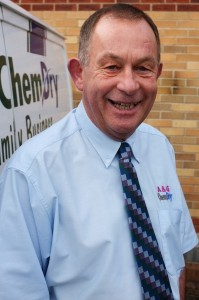 A&G Chem-Dry - Mike Clark - Commercial Carpet Cleaning Expert
