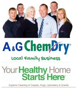 A&G Chem-Dry Team - Your Healthy Home Starts Here - Clean My Home