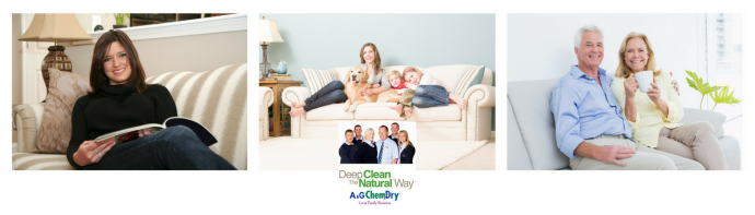 A&G Chem-Dry Upholstery Cleaning - We Clean Sofas