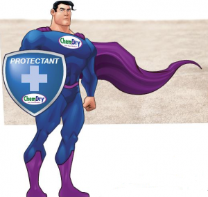 Acquaguard protective treatment your upholstery cleaning superhero