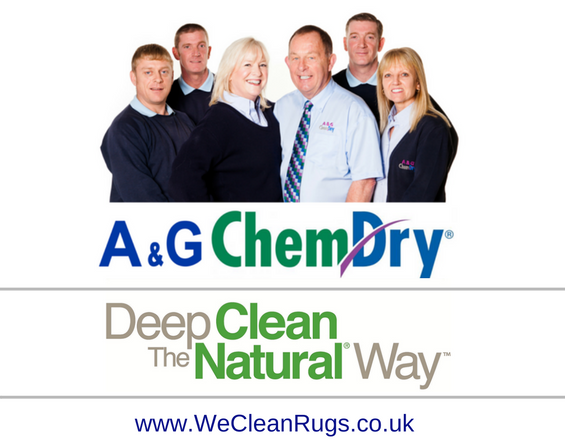 Clean Fresh Rugs - A&G Chem-Dry - Rug Cleaning - Nottingham Derby Leicestershire