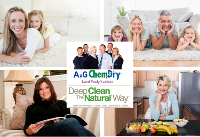 Clean Fresh Rugs Drier Cleaner Healthier A&G ChemDry®