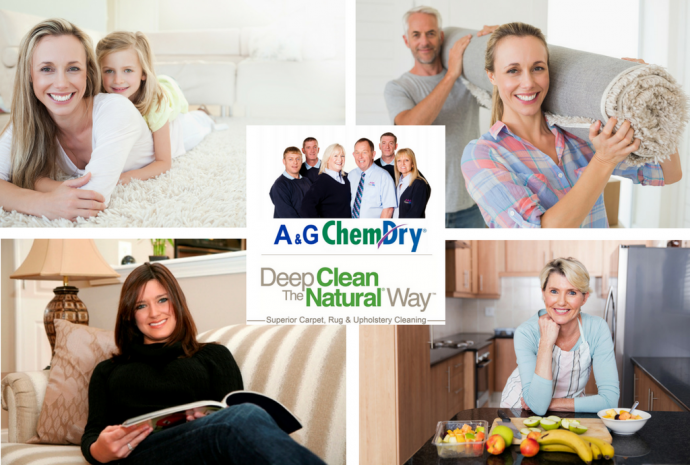Clean My Home - Key Services - A&G Chem-Dry