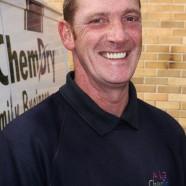 Brian Cowie - A&G Chem-Dry Technician