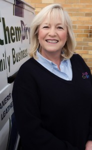 Jackie Clark - Co-owner, A&G Chem-Dry