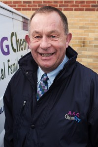 Mike Clark - Co-owner, A&G Chem-Dry