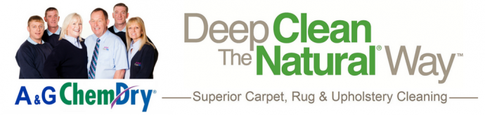 Commercial Carpet Cleaning - Deep Clean The Natural Way with A&G Chem-Dry