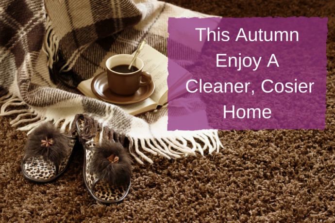 Autumn Offer - Enjoy A Cleaner Cosier Home