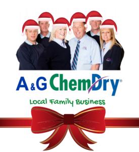 Christmas Offer - A&G Chem-Dry Christmas 2019