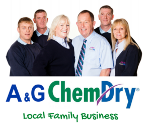 Local Family Business - A&G Chem-Dry - 3 for 2 Offer - Carpet and Upholstery Cleaning