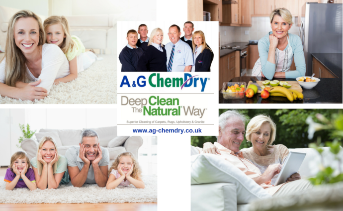 A&G Chem-Dry Services - Clean My Home Your fresher, cleaner, healthier home starts here