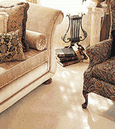 Amazingly clean carpets and furniture