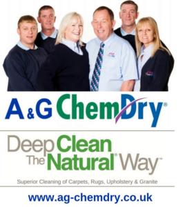 A&G Chem-Dry January Offer - Carpet Cleaning Nottingham