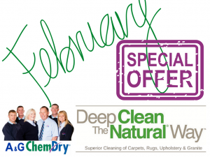 Nottingham - February Offer - Special Offer - A&G Chem-Dry - Carpet Cleaning Nottingham