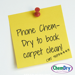 Phone A&G Chem-Dry to book aCarpet Cleaning Nottingham - Nottingham carpet clean