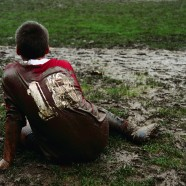 Muddy Footballer Carpet Cleaning