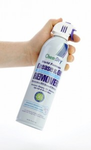 Chem-Dry Grease and Oil Remover from A&G Chem-Dry
