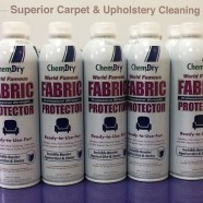Chem-Dry's World Famous Professional Strength Fabric Protector