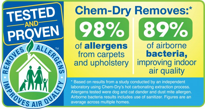 Your Healthy Home from A&G Chem-Dry