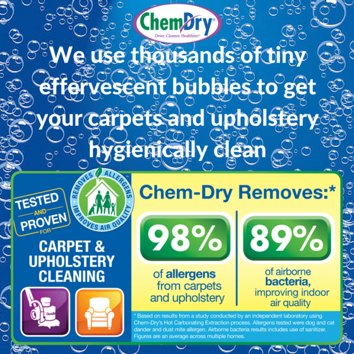 A&G Chem-Dry - Your Healthy Home