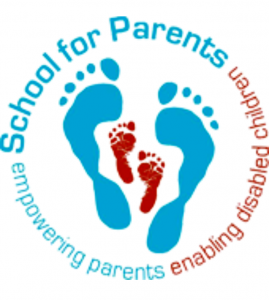 School for Parents Cherub's Ball 2017 Logo