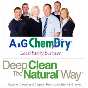 Are you concerned about toxins in your home - deep clean the natural way with A&G Chem-Dry