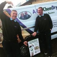 Celebrating Ten Years of Carpet & Upholstery Cleaning Fabulousness For Barry - Friday feeling - A&G Chem-Dry