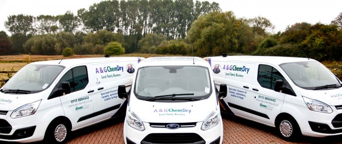 Clean Fresh Rugs from A&G Chem-Dry with FREE Chauffeur Service