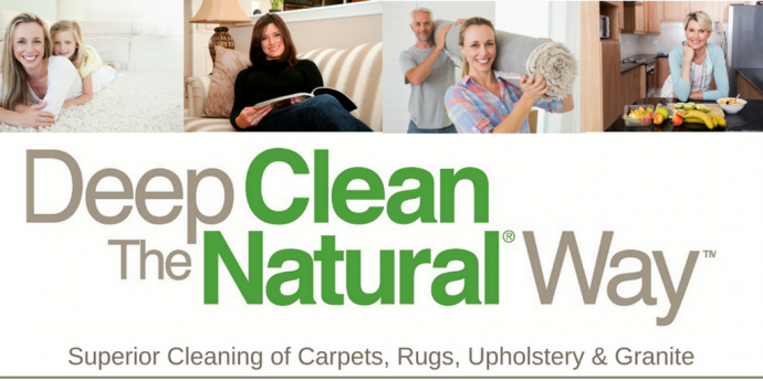 Deep Clean The Natural Way - A&G Chem-Dry
