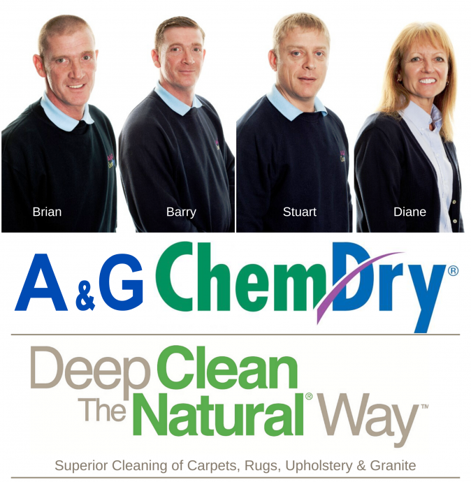 A&G Chem-Dry Local Family Business Serving Nottinghamshire Derbyshire and Leicestershire