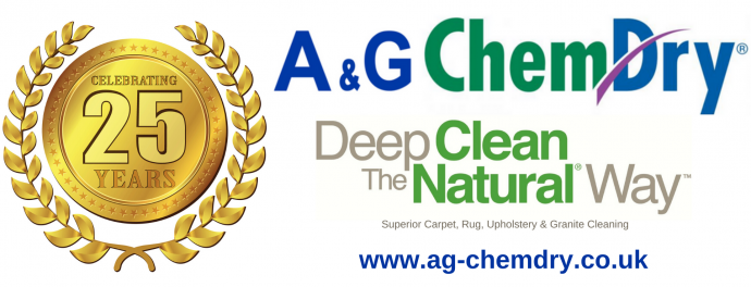 A&G Chem-Dry Celebrates 25 years